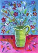 Kate Wrigglesworth, A Vase of Flowers, 2021
