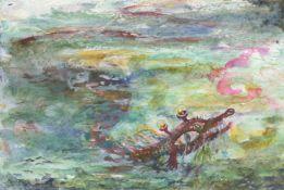 Peter Burns, Sea Creature, 2021