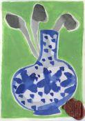 Ruth Waldron, Chinese Vase, 2021