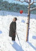 Mark Edwards, Stopping to Watch, 2021
