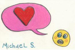Michael Scoggins, Love, 2021