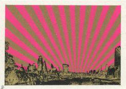 Jayson Lilley, Waterloo Sunset 4/4, 2021