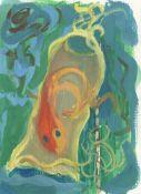 Jennifer Wyse, She Wore a Mermaids Purse, 2021
