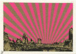 Jayson Lilley, Waterloo Sunset 3/4, 2021
