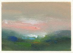 Mary Burtenshaw, Morning Mist, 2021