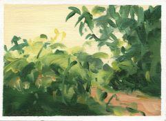 Hannah Brown, Sketch for Penton Lane 1.A, 2021