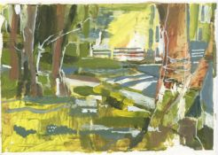 Anne Lever, Spring Wood, 2021