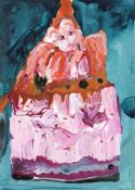 Rhiannon Rebecca Salisbury, Angel Cake, 2021