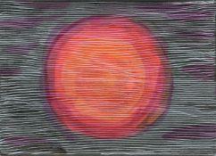 Sara Willett, Beijing Sun iii, 2021
