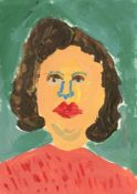 Isaac Benigson, Mrs. Lady Untitled, 2021