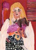 Rhiannon Rebecca Salisbury, Lost Puppy, 2021