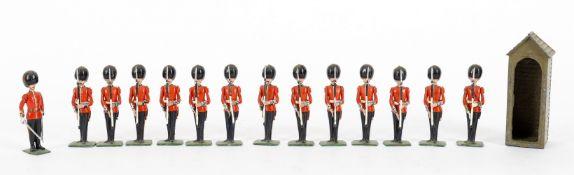 Britains Irish Guards