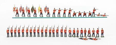 Britains Line Infantry