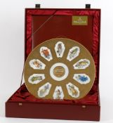 Villeroy & Boch- 2011 limited edition collector's plate for the Bolshoi Theatre