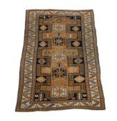 A Caucasian rug