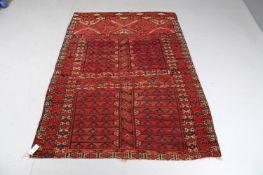An antique Tekke Ensi rug