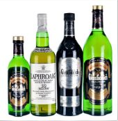 Mixed Case of Whisky