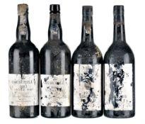 Mixed Port - 1977 Warre's/ 1982 Churchill's