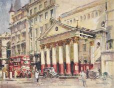 λ ALLANSON HICK (BRITISH 1898-1975), HAYMARKET THEATRE