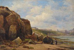 EDWARD HENRY HOLDER (BRITISH 1847-1922), SCARBOROUGH