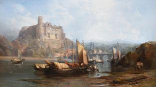 JAMES WEBB (BRITISH 1825-1895), HEIDELBERG