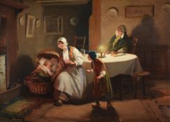 A*** RUSSELL (BRITISH 19TH CENTURY), 'DON'T BLAME ME!'; 'LITTLE BROTHER'