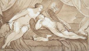 SAMUEL WOODFORD (BRITISH 1763-1817), THE SLEEPING ANGEL