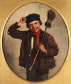 HENRY GARLAND (BRITISH fl. 1854-1890), THE CHIMNEY SWEEP