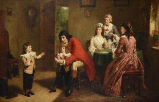WILLIAM POWELL FRITH (BRITISH 1819-1909), THE VICAR OF WAKEFIELD