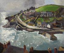 ALLAN WALTON (BRITISH 1891-1948), COASTAL VIEW