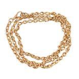 A fancy link chain