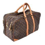 Louis Vuitton, a Monogram coated canvas bag