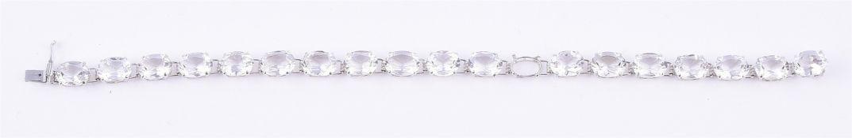 A white stone bracelet