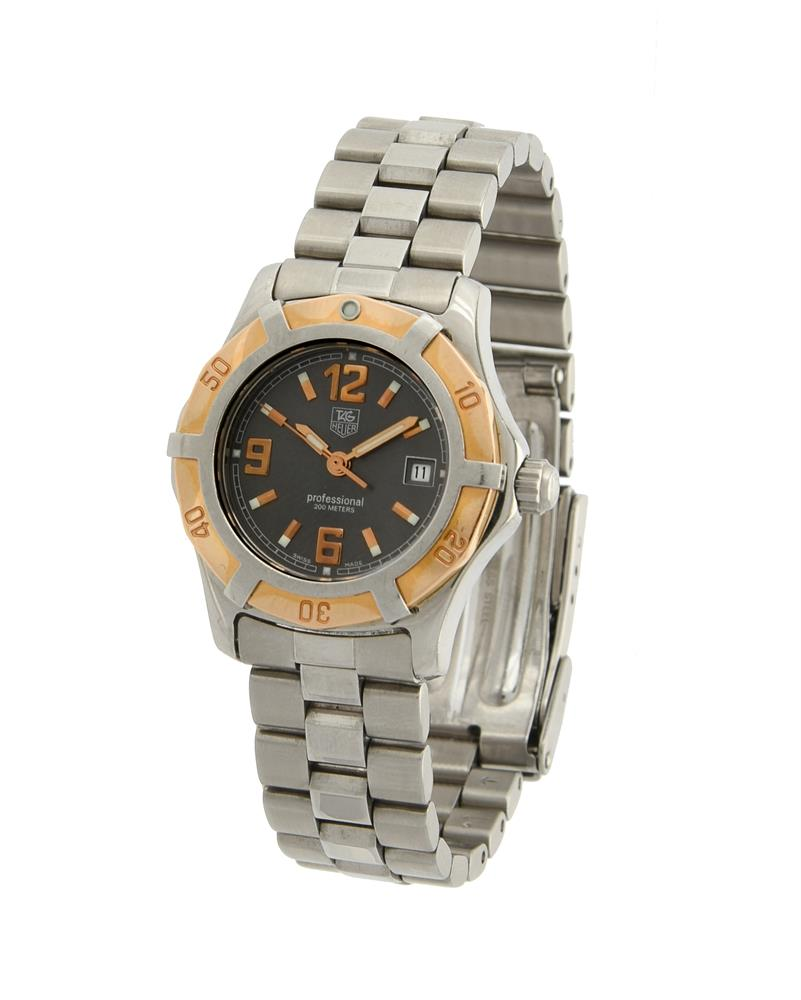 Tag Heuer, 2000 Exclusive, Ref. WN 1351