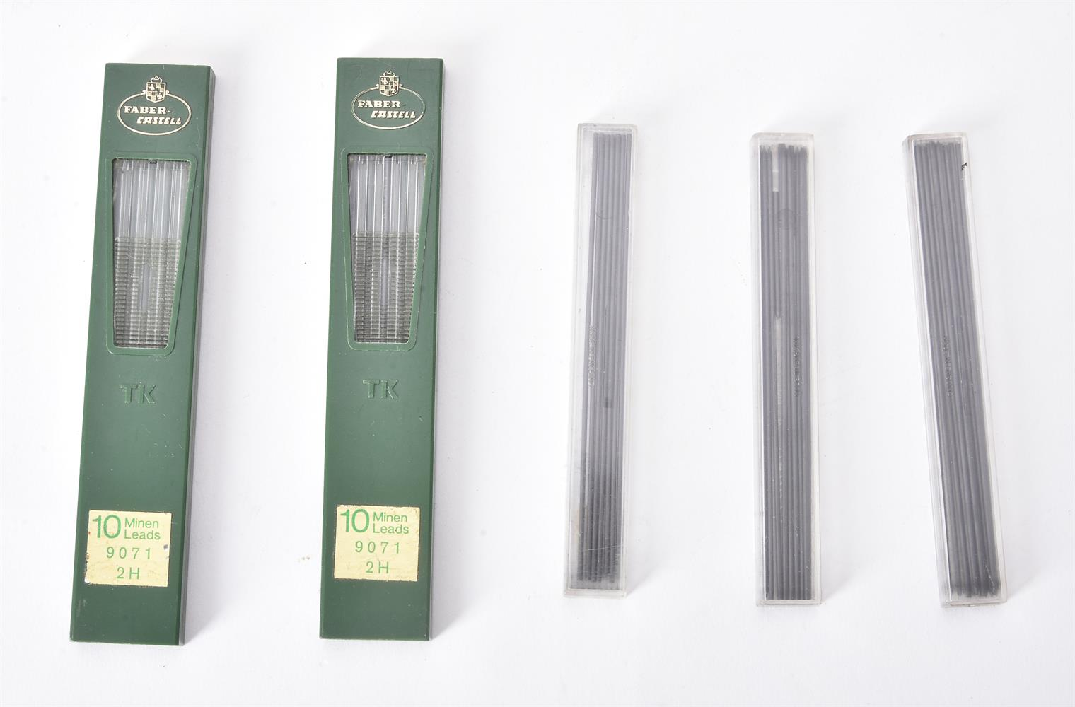 A collection of silver and silver coloured propelling pencils - Image 3 of 3