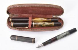 Pelikan, No. 400, a vintage fountain pen, circa1953