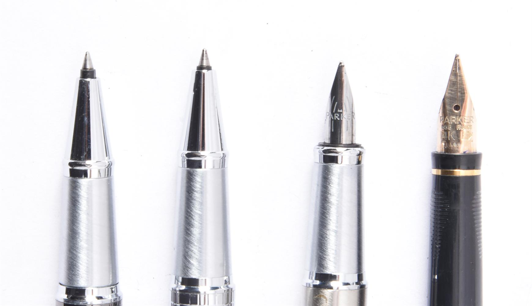 A collection of Parker pens - Image 3 of 3