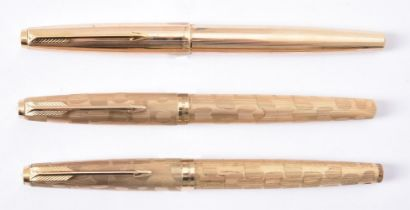 Parker, Stratus, a 1970s fountain pen