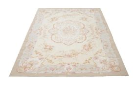 A rug in Aubusson style