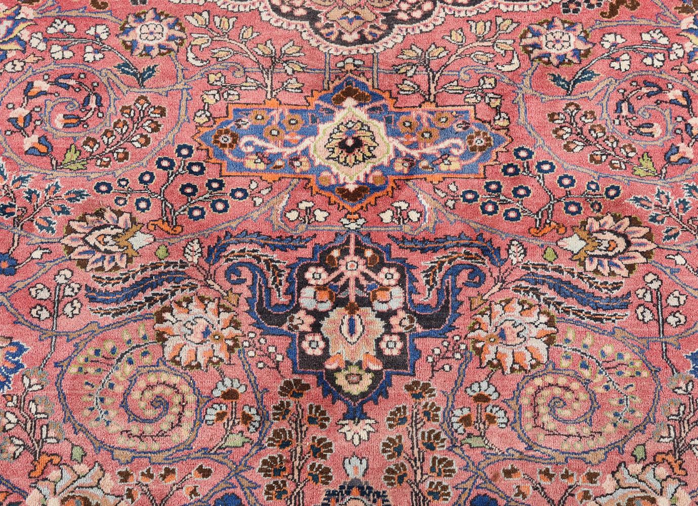 A Meshed carpet - Image 3 of 4