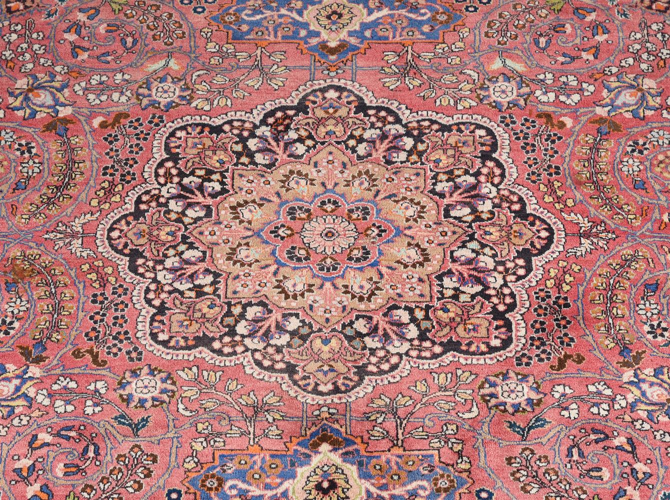 A Meshed carpet - Image 2 of 4