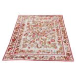 A carpet in Aubusson style