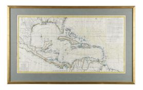 Gulf of Mexico and the Antilles