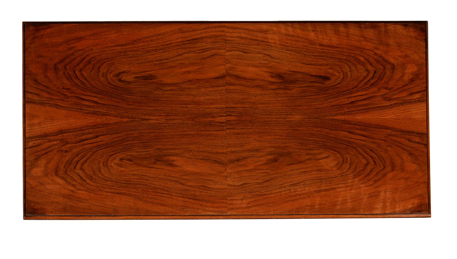 A walnut caddy top chest in George I style by Arthur Brett & Sons Norwich - Image 2 of 4