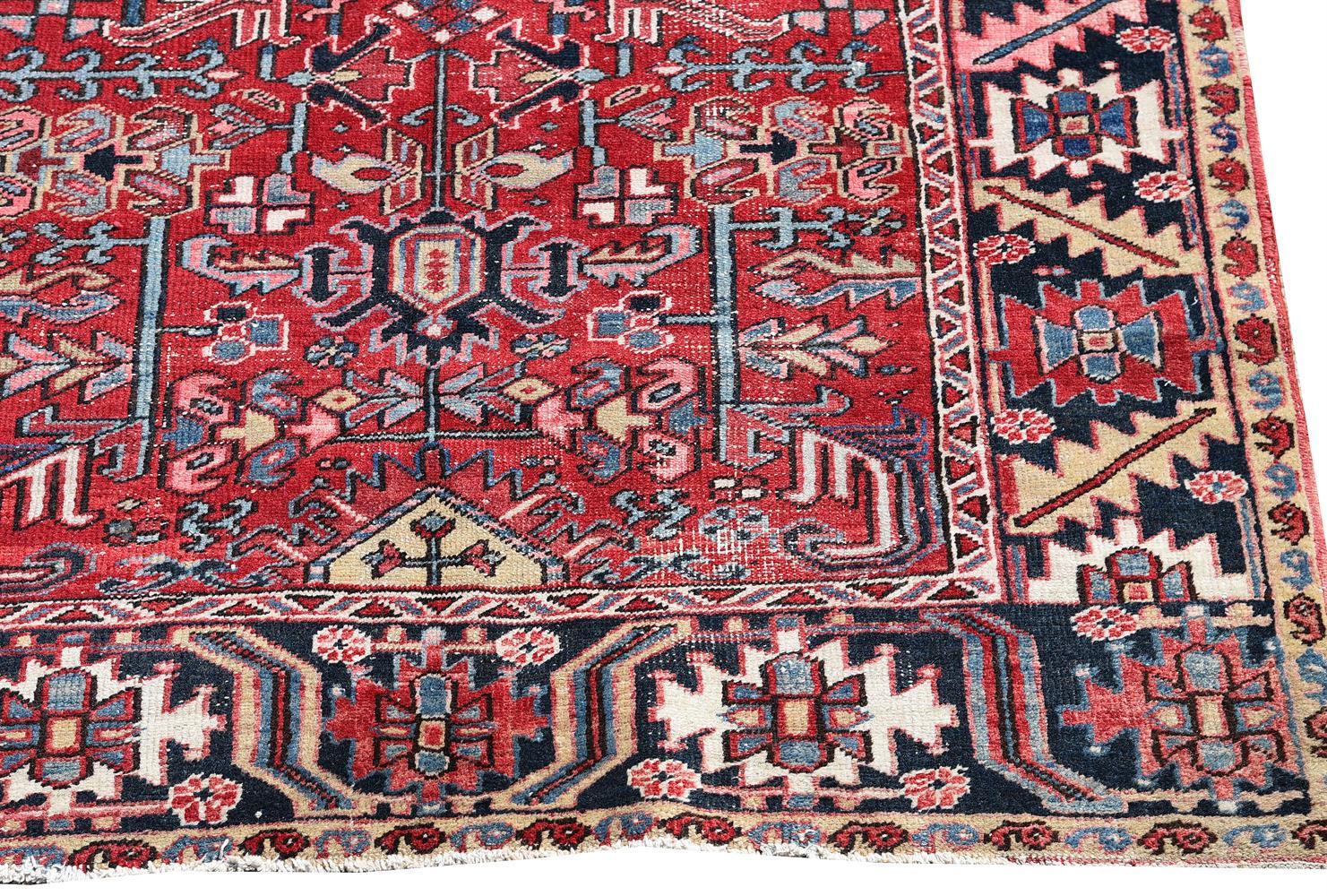 An Heriz rug - Image 3 of 3