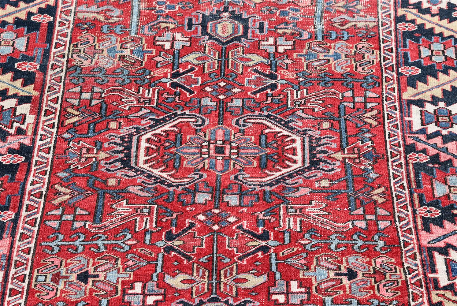 An Heriz rug - Image 2 of 3