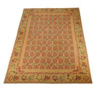 A Needlepoint carpet