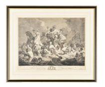 After Francis Hayman, The Triumph of Britannia