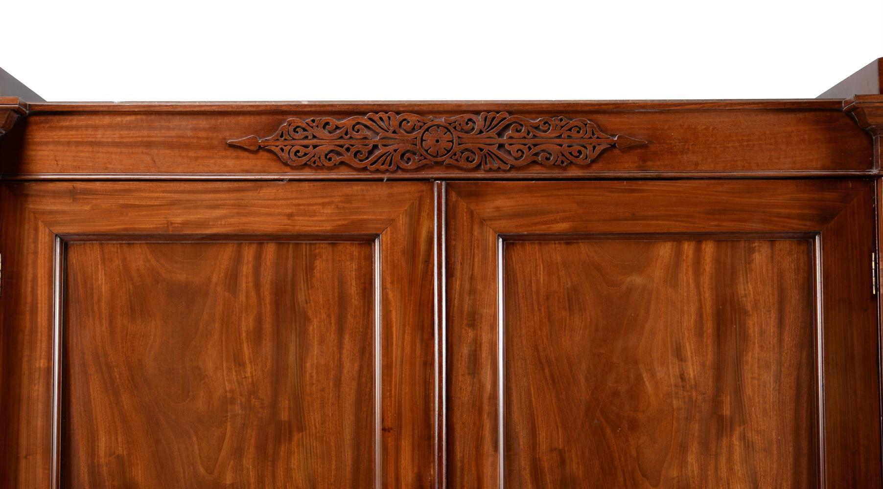 A William IV mahogany compactum wardrobe - Image 2 of 3