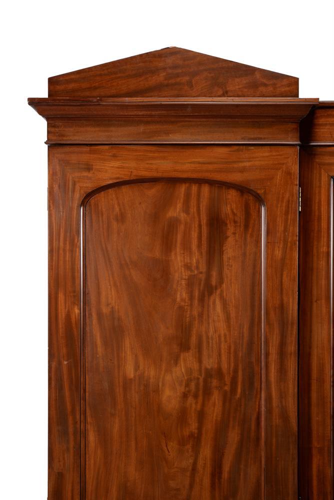 A William IV mahogany compactum wardrobe - Image 3 of 3